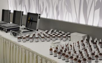 Detoxikační arsenál firmy Marion