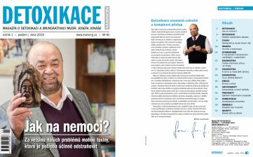 Vydán nový magazín s názvem DETOXIKACE
